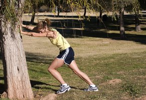 how to stop cramps when stretching
