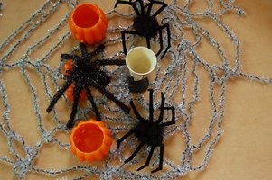 Teens will enjoy crafting some Halloween projects.