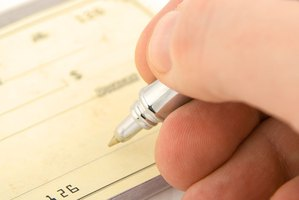 Use eChecks, as opposed to writing traditional checks, to make payments.