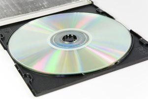 Placing your backup disc in a jewel case will keep your files protected and organized.