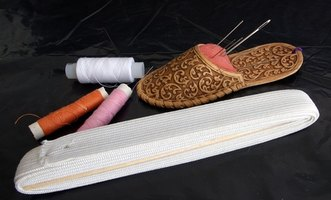 Use draw cord elastic to create an attractive waistband.