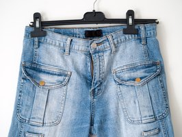 Denim jeans are an essential garment in many people's closets.