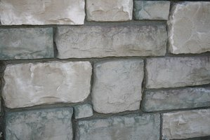 Limestone is a popular building material for many outdoor applications.