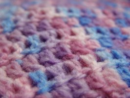 Crochet stitches interlock so you need to secure them before cutting.