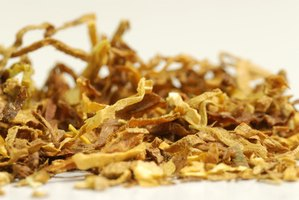 Pipe tobacco has a stronger aroma and smoother taste than cigarette tobacco.