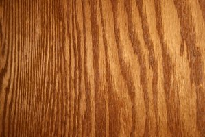 Match your wood filler to the color of your furniture.