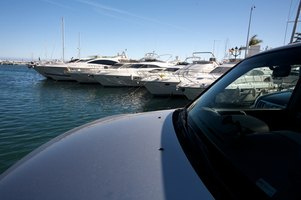 Boats and cars are among the items a repo man might recover.