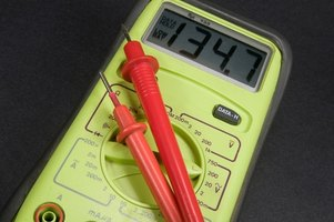 How to Test 1.5 Volt Batteries with a Voltmeter
