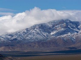 Nevada features a moderate climate.