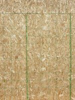 How To Stain Osb Panels Ehow