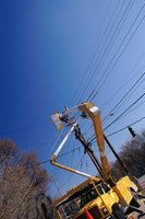 Being an electrical lineman is a physically demanding and dangerous job.
