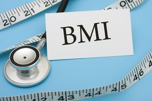 A healthy diet and regular exercise can reduce your BMI.
