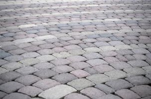 Pavers have a beautiful texture that's hard to match in other ground cover materials.