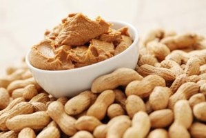 Use organic peanuts and organic oil for a truly natural peanut butter.
