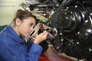 The Average Salary Of A Harley Mechanic Ehow