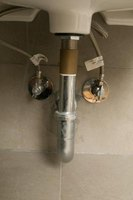 Plumbing can use various types of pipe.