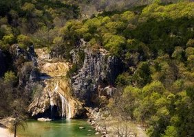 Turner Falls Park is the oldest park in Oklahoma