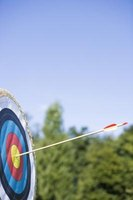 The stance is critical for recurve success.