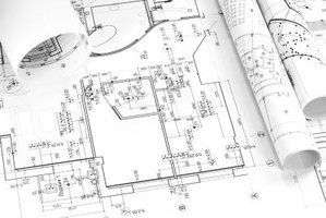 How to Get Floor Plans of an Existing House   eHowFloor plans for a house
