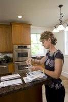 Making a household bill chart can help you stay organized and pay bills on time.