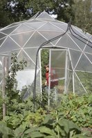 Greenhouses and conservatories around the world use polycarbonate roofing.
