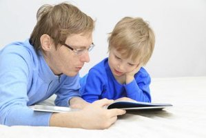 To practice phonics, read with your child daily and sound out words.