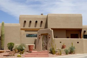 About Adobe Houses Ehow