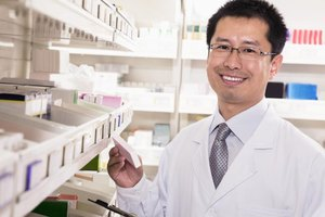Retail pharmacists need customer-service skills in addition to knowledge.