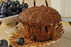 Add flaxseed to pump up your muffins' nutrition.