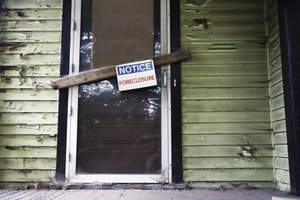 Damaging a home after foreclosure lowers its value, creating problems for lenders.
