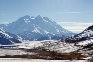 Alaska's Denali National Park is in the tundra biome.