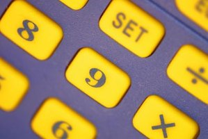"Some calculators have a ""Set"" key that enables them to add and subtract sets of numbers."