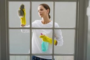 Window cleaning is one of America's least favorite chores.