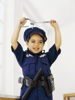 Help children learn about police officers through fun activities, crafts and games.