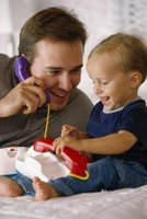 Toddlers should make constant progress in their speech skills.