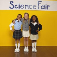 Help students think outside the box for a science fair.