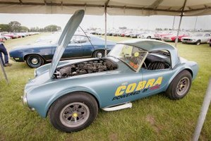 Shelby engineered the Cobra to go from 0 to 60 mph in under four seconds.