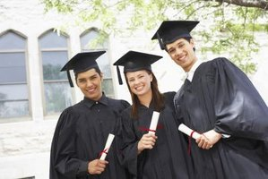 How to Measure for a Cap & Gown | eHow
