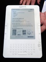 You can convert PDF ebooks without digital rights management restrictions into Kindle files.