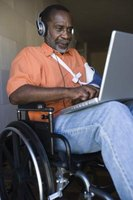 The Windows On-Screen keyboard is designed to make computing accessible to the disabled.