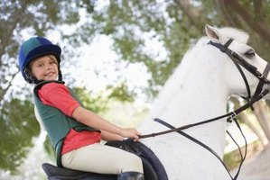Grants are available to help kids learn to ride and care for horses.