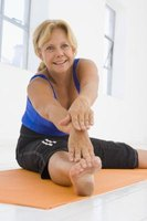 Many women have a higher BMI after menopause, but exercise can help prevent this.