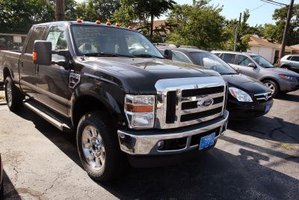 How to Unlock the Door of a Ford F250