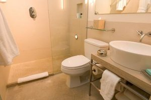 How To Remove Calcium Stains From A Glass Shower Door Ehow