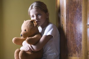 Comfort items may take on extra significance to children who feel anxious.