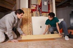 How to Install Backer Board to a Sub Floor