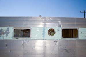 Airstream Remodeling Tips