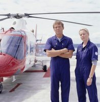 Helicopters are a difficult environment to provide emergency medical care.