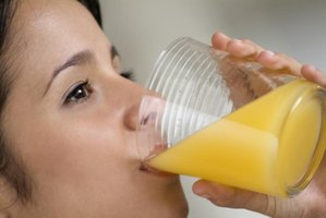 While it may be OK to do a liquid diet for a couple of days, it is likely unsafe for any longer.