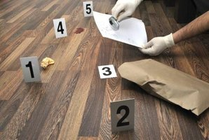 how often do the police recover fingerprints from articles of evidence or from a crime scene How crime scene investigation works  in collecting evidence from a crime scene,  do a person's fingerprints change after death.